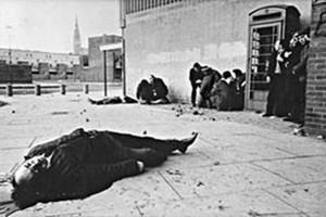 Σύλληψη 40 χρόνια μετά για τη «Ματωμένη Κυριακή»